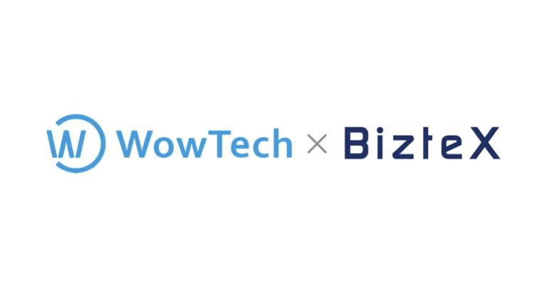 BizteX株式会社の国内初クラウドRPA「BizteX cobit(ビズテックス コビット)」は、利用社数5,000社超を誇るワウテック株式会社のビジネスチャット「WowTalk」とサービスアライアンスを開始