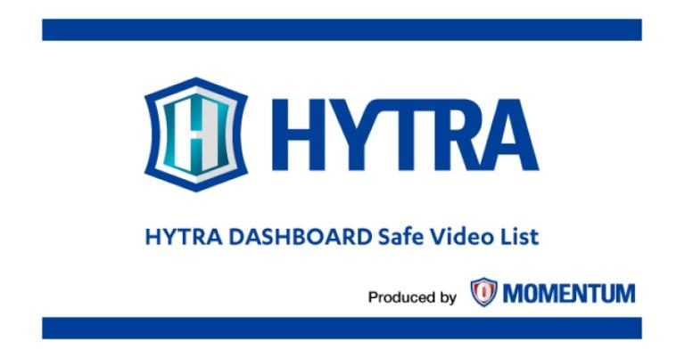Momentum株式会社、国内初 YouTubeへのブランドセーフティな広告配信を実現する配信リスト「HYTRA DASHBOARD Safe Video List」の提供を開始