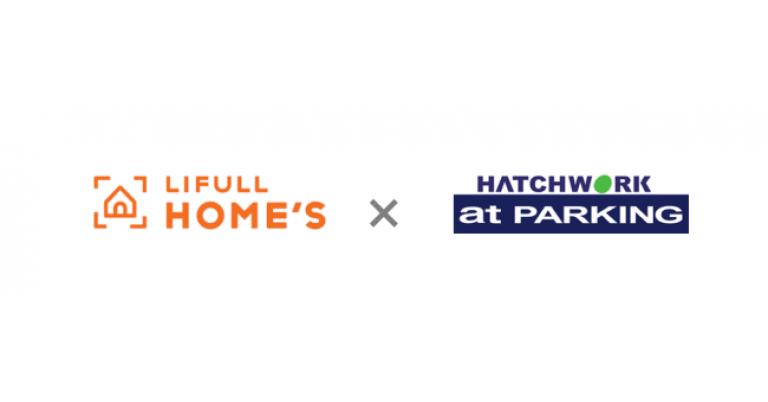 株式会社ハッチ・ワークの月極駐車場検索ポータルサイト「アットパーキング」と株式会社LIFULLが運営する「LIFULL HOME'S」のデータ連携が2,400区画まで拡大。
