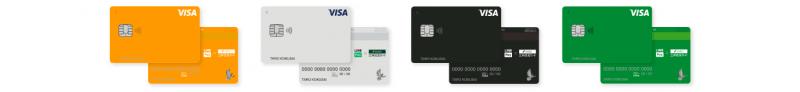 Visa LINE Payクレジットカード 概要