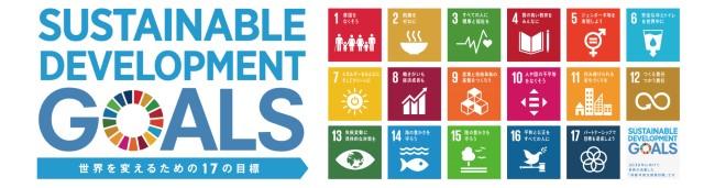 SDGs について