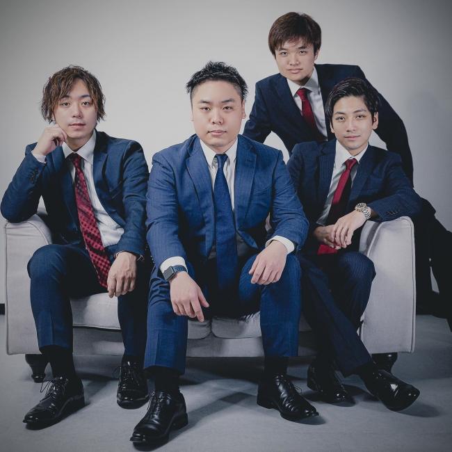 iFund General Partner 加藤匠馬様(写真中央)