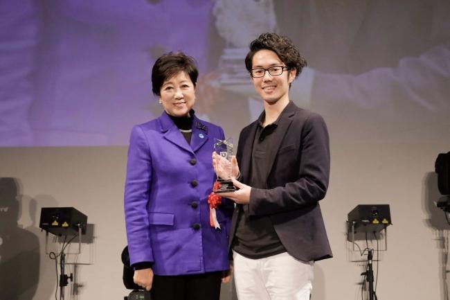 「TOKYO STARTUP GATEWAY」で最優秀賞を受賞-parnovi