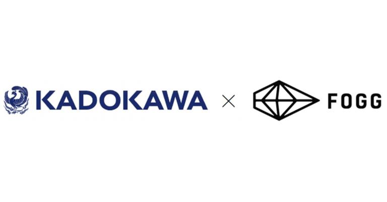 オーディション管理ツール「Exam」を運営するフォッグとKADOKAWAが業務提携