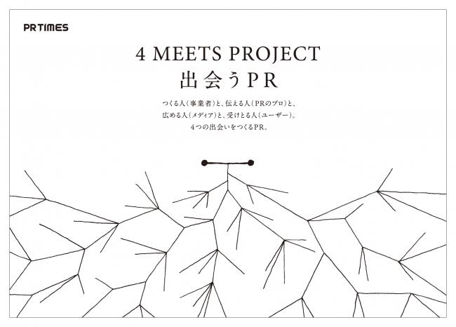 4 MEETSプロジェクト - 出会うPR -株式会社PR TIMES