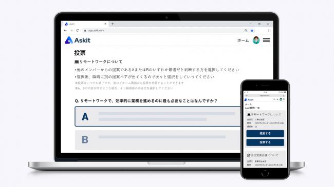 Askit(アスキット)の特徴-株式会社ジースヌーズ