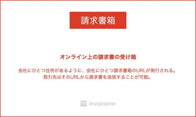 「請求書箱」のinvoiceme(インボイスミー)-シティ株式会社