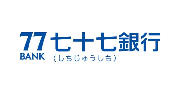 七十七銀行 77BANK