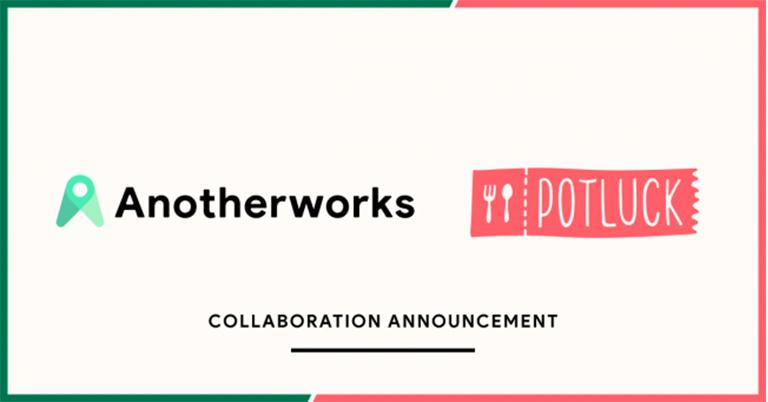 複業マッチングプラットフォームを展開するAnother worksが株式会社RYM&CO. とサービス連携 〜独自の福利厚生プログラム「複業手当」で「POTLUCK」が1食無料で利用可能に〜