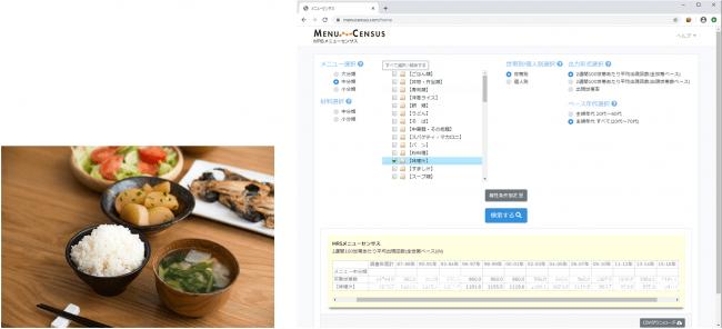 食品の開発や販促に不可欠な食卓の時系列データがWeb上で簡単に利用出来る「MRSメニューセンサス Webサービス版」-株式会社マーケティング・リサーチ・サービス