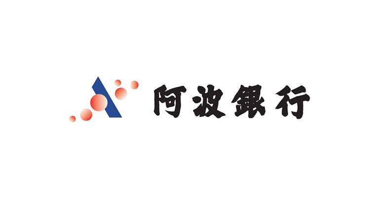 阿波銀行 あわぎん awabank logo ロゴ