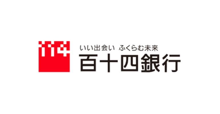 百十四銀行 114bank ロゴ logo