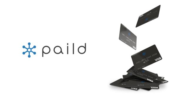 法人カード発行サービス「paild」-株式会社TRUSTDOCK