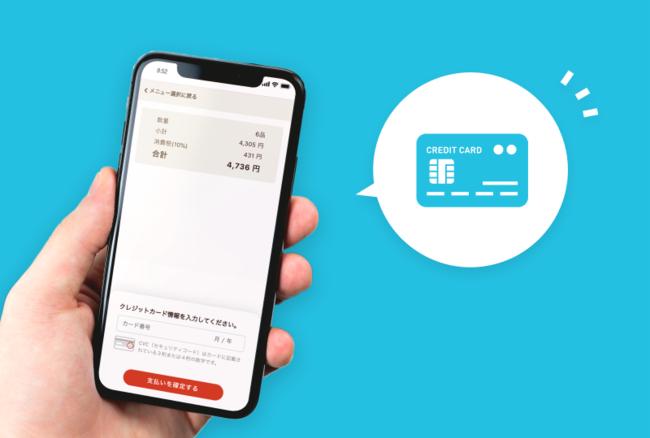クレジットカード決済について-株式会社BlueIsland