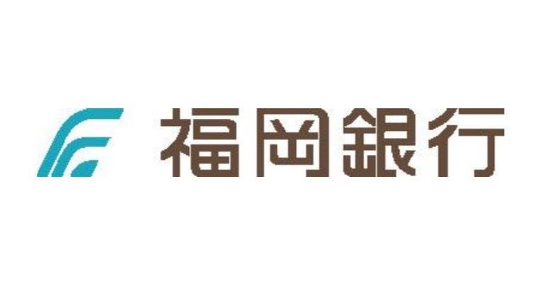福岡銀行 fukuokabank ロゴ logo