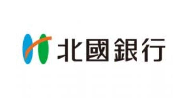 北國銀行 hokkokubank ロゴ logo