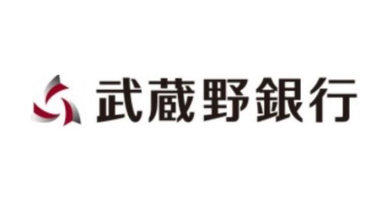 武蔵野銀行 musashinobank ロゴ logo