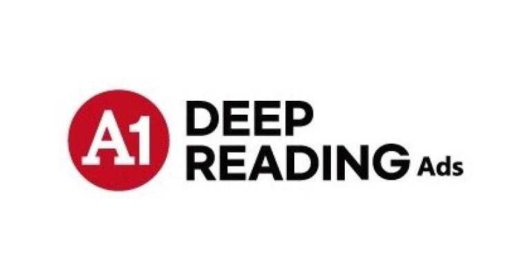 A1 Media Group、アクションデータを活用したターゲティング広告商品『A1 DEEP READING Ads』をリリース