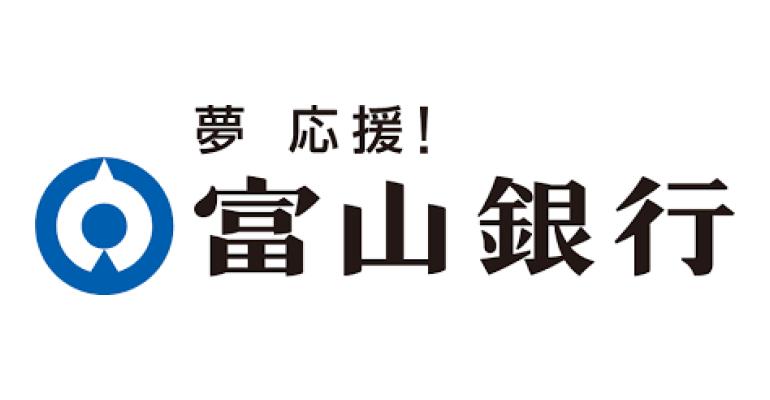 富山銀行 ロゴ toyamabank logo
