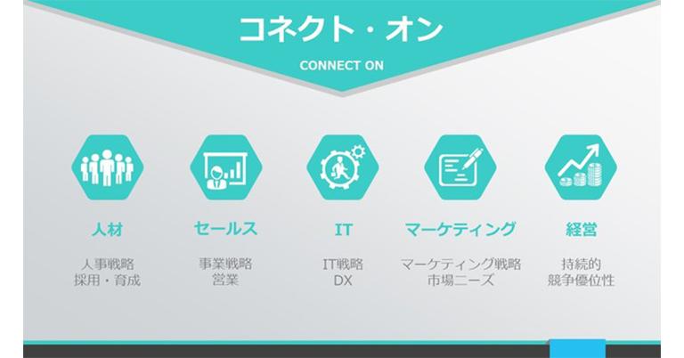【登録無料】オンライン営業プラットフォーム「コネクト・オン」をリリースしました
