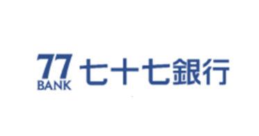 七十七銀行 ロゴ