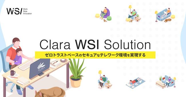 Clara WSI Solution