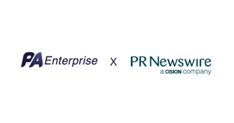 PAEが世界最大手の広報通信サービス「PR Newswire」と業務提携!