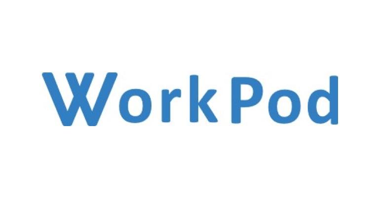 WorkPod(ワークポッド) ロゴ 画像