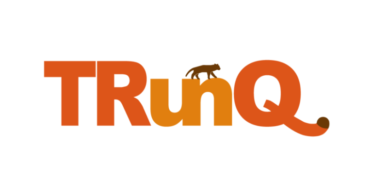 TRunQ(トランク) ロゴ 画像
