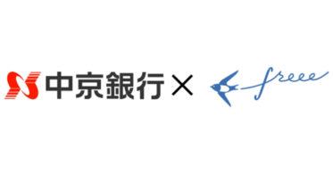 「資金調達freee」β版に中京銀行「事業者向けフリーローン「はやわざ-α」」を掲載開始