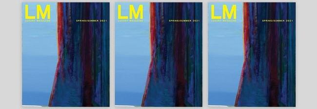 ラグジュアリーカードが発行する会員誌 「LUXURY MAGAZINE(ラグジュアリーマガジン)」春・夏号2021