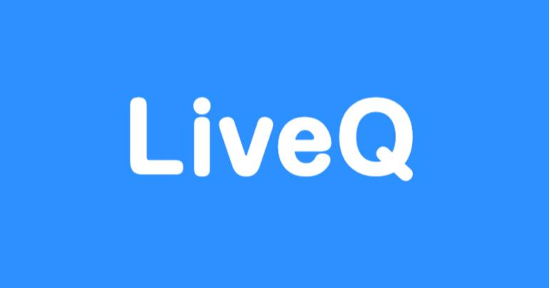LiveQ ロゴ 画像