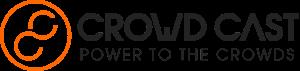 クラウドキャスト(crowdcast)ロゴ画像