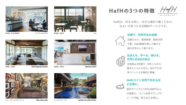 【HafHとは】-NKC ASIA