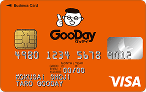 GooDay forowners VISAカード