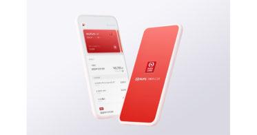チームラボ、三菱UFJニコスが提供する新スマートフォンアプリを共同開発。企画、UI/UX設計、開発、デザインを担当。