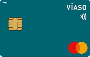 三菱UFJカード VIASO(ビアソ)カード 新デザイン 券面画像