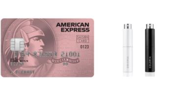 香りのサブスクリプションサービス「COLORIA」がセゾンローズゴールド・アメリカン・エキスプレス®・カードの特典として登場