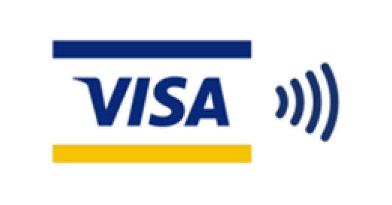 Visaののタッチ決済 ロゴ画像