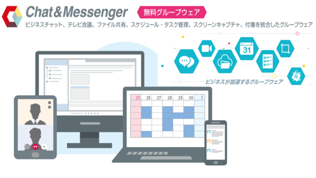 Chat&Messenger-株式会社 Chat&Messenger