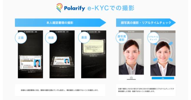 株式会社北陸銀行の口座開設アプリが株式会社ポラリファイのオンライン本人確認サービス「Polarify eKYC」を導入