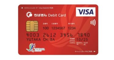 「TSUBASA ちばぎん Visa デビットカード」の インターネットお申込みサービスの開始