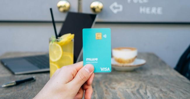 プリペイドカード型の福利厚生サービスを提供する「miive(ミーブ)」