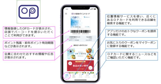 小田急電鉄株式会社、「小田急ポイントアプリ」をリリース