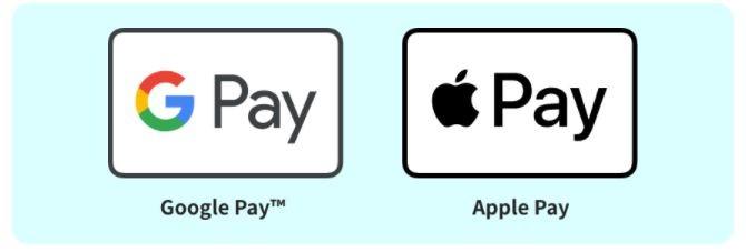 三井住友カード NL – ナンバーレスカード はApple Pay、Google Pay に対応