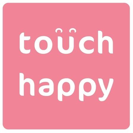 三井住友カード「タッチハッピー」のロゴ画像