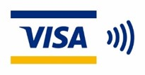 Visaのタッチ決済を搭載