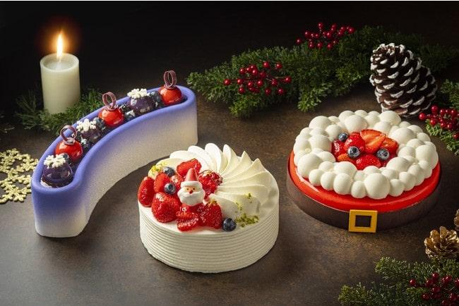 ヒルトン名古屋の2021年クリスマスケーキ