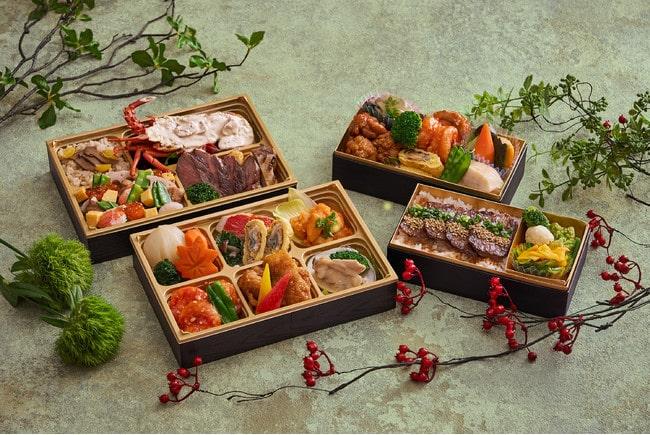 ヒルトン成田が冬の美食弁当デリバリーサービスを開始