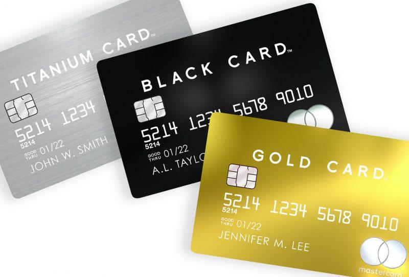 ラグジュアリーカード 金属製カード